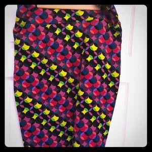 LULAROE Cassie Skirt, size XL